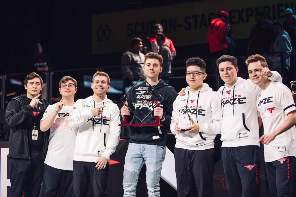 Atlanta FaZe are one of the best teams in Call of Duty League
