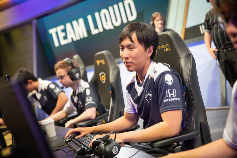 Doublelift Team Liquid