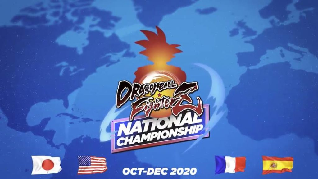 Dragon Ball FighterZ National Championships: Schedule, line-up and how to watch