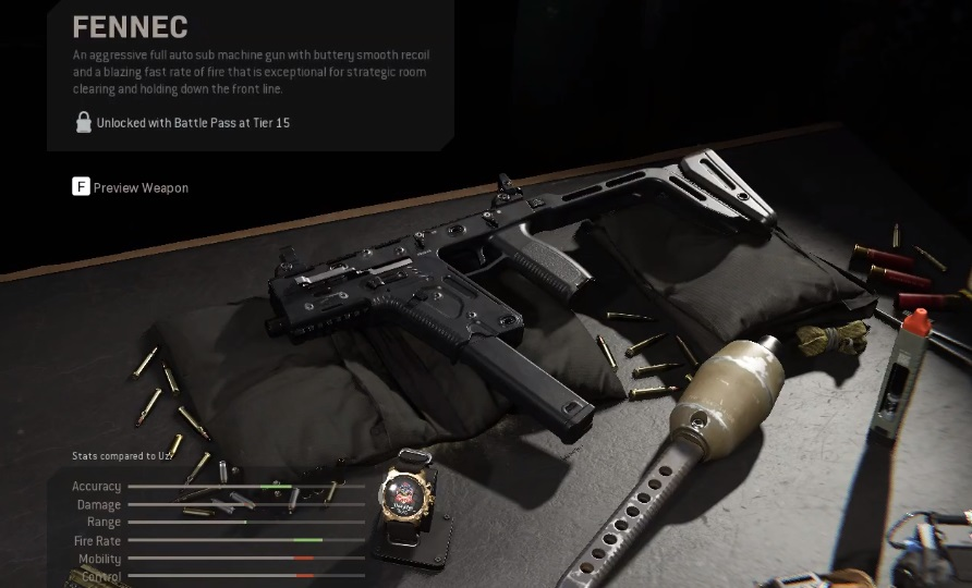 Modern Warfare Warzone Season 4 Battle Pass new weapons
