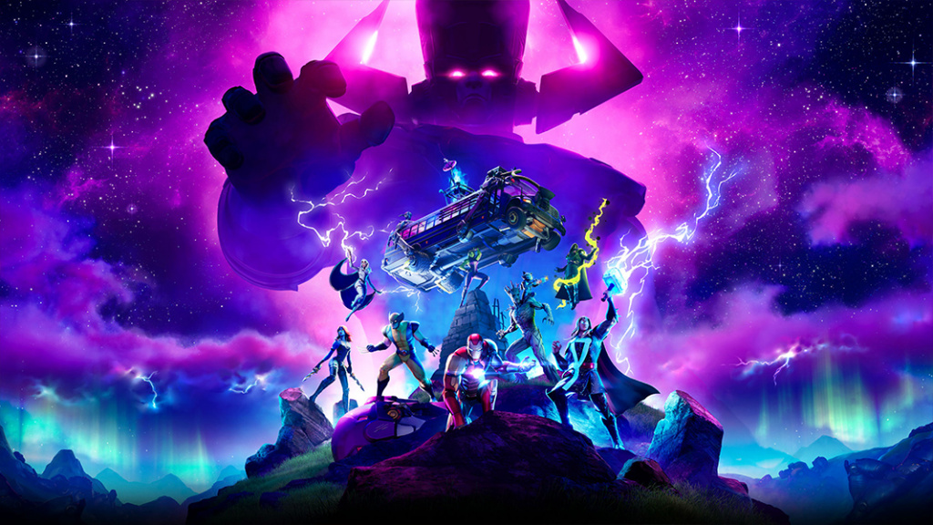 Fortnite Season 4 Event: Galactus date and time revealed