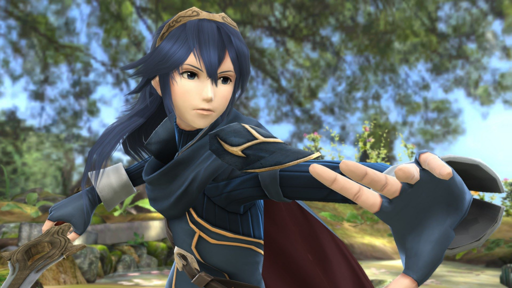 Lucina in Smash