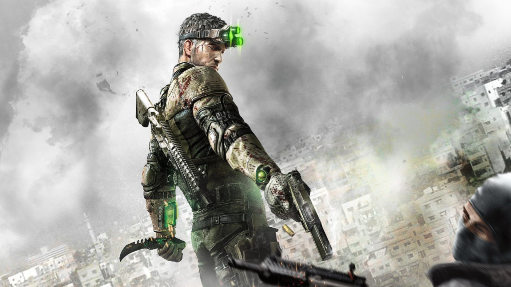 Splinter Cell animated series in the works at Netflix