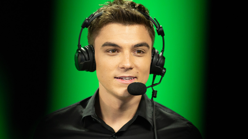 Overwatch League casting Jake