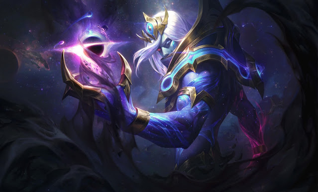 Riot introduces Nami, Skarner, and others to the Cosmic skin line