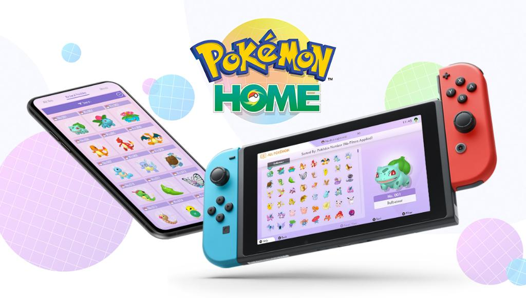 Pokemon Home is officially out now