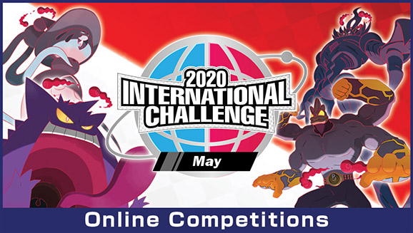 Pokemon International Challenge May 2020