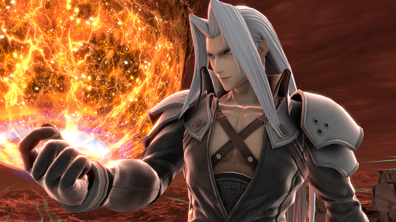 Super Smash Bros Ultimate update 10.1.0 patch notes in full, Sephiroth joins the battle