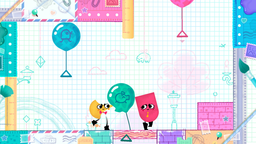 Snipperclips new