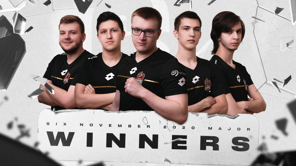 Team Empire crush BDS Esport to win Rainbow Six Siege EU November Major