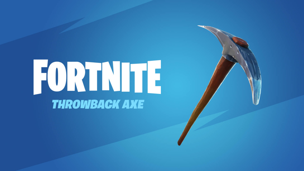 Fortnite: How to get the Throwback Axe Pickaxe for free