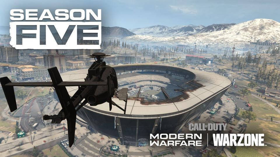 Free Warzone Season 5 Combat Pack: How to get and what it is