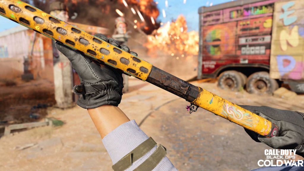 Nuketown weapon bundle