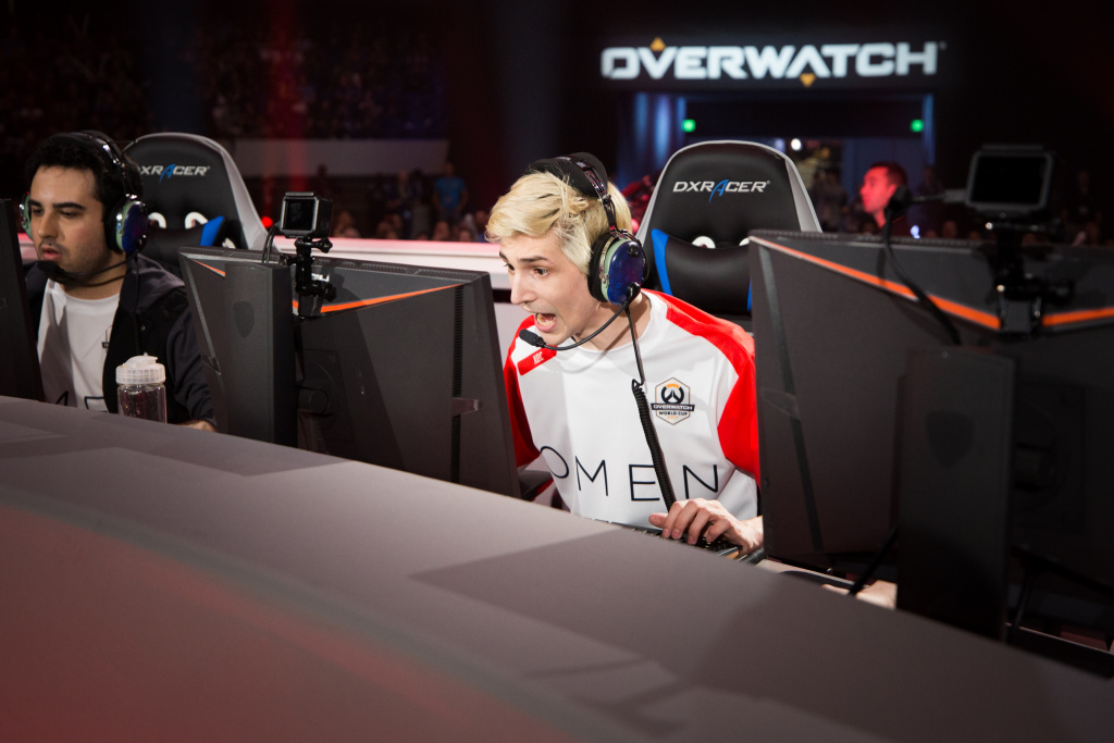 xqc overwatch twitch why xqc doesn't play overwatch?