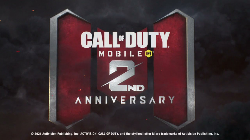 What is COD Mobile's second anniversary date? | GINX Esports TV