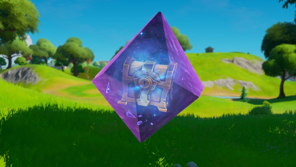 Do Chests In Fortnite Always In Same Place Fortnite Cosmic Chest How To Open Location And More Ginx Esports Tv