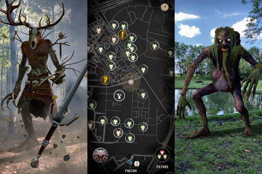 The Witcher: Monster Slayer - Release date, gameplay, compatible devices,  more | GINX Esports TV