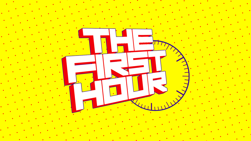 The First Hour Logo
