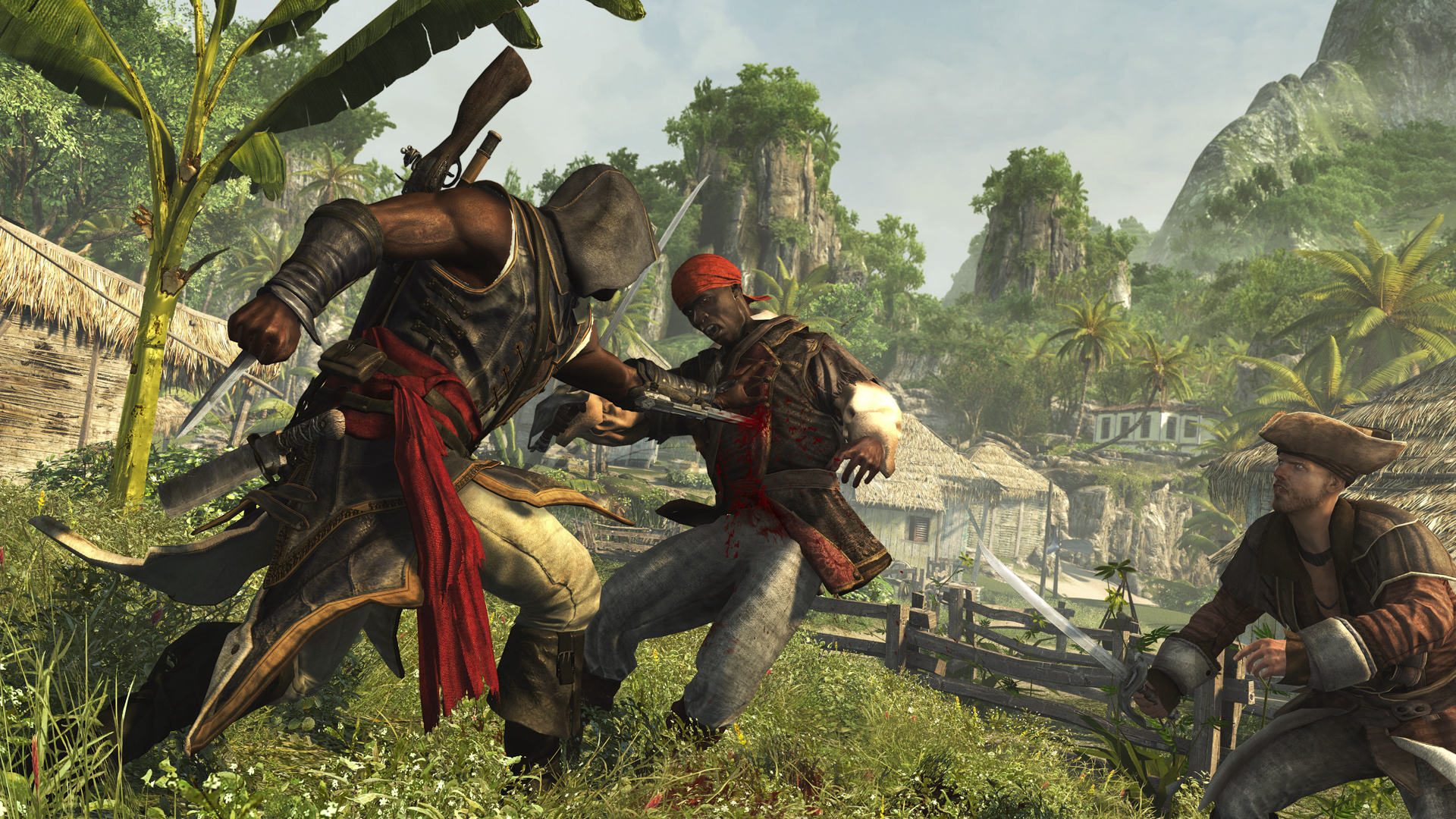 Assassin S Creed Iv Black Flag Freedom Cry Review