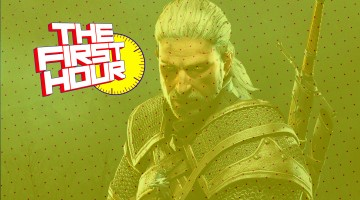The First Hour The Witcher III Wild Hunt