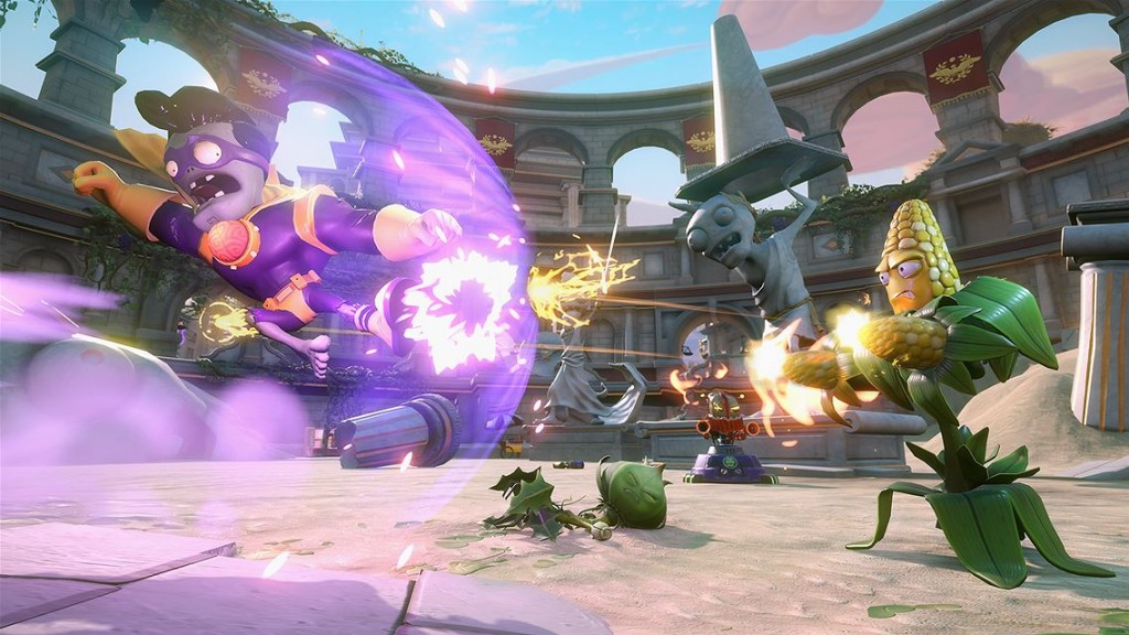 Plants Vs Zombies Garden Warfare 2 Screenshot 1