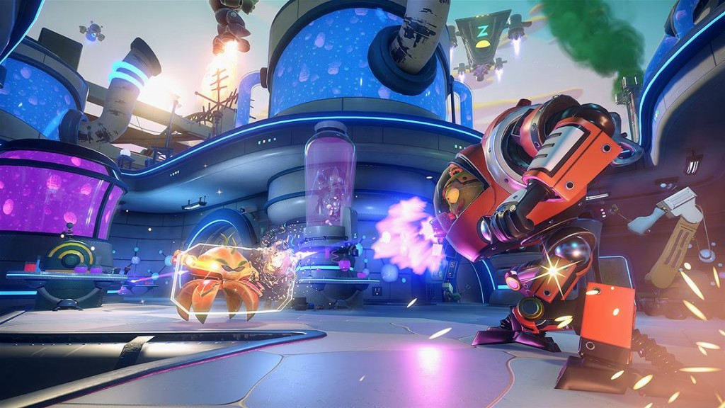 Plants Vs Zombies Garden Warfare 2 Screenshot 2