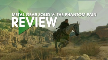 Metal Gear Solid V The Phantom Pain Review