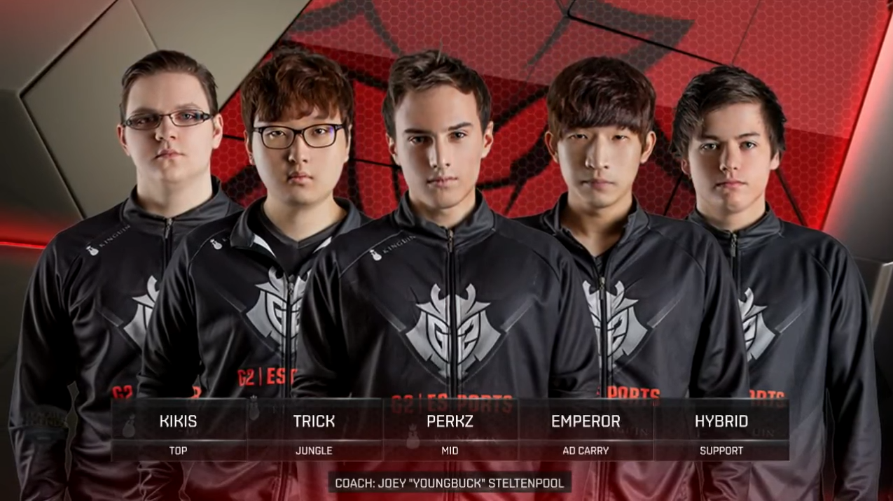 G2 League Of Legends