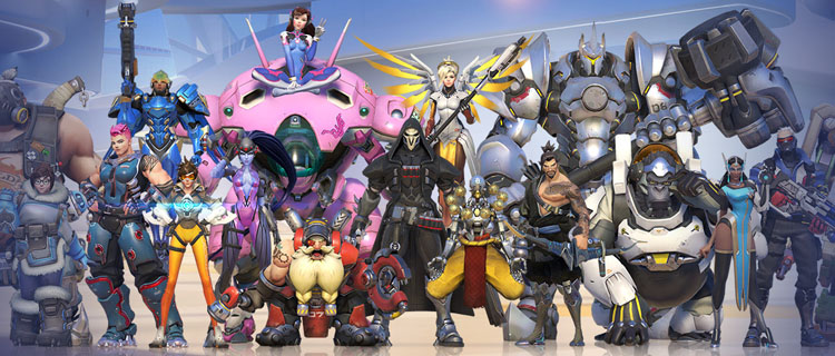 overwatch tier list which hero is the best in the meta part 1