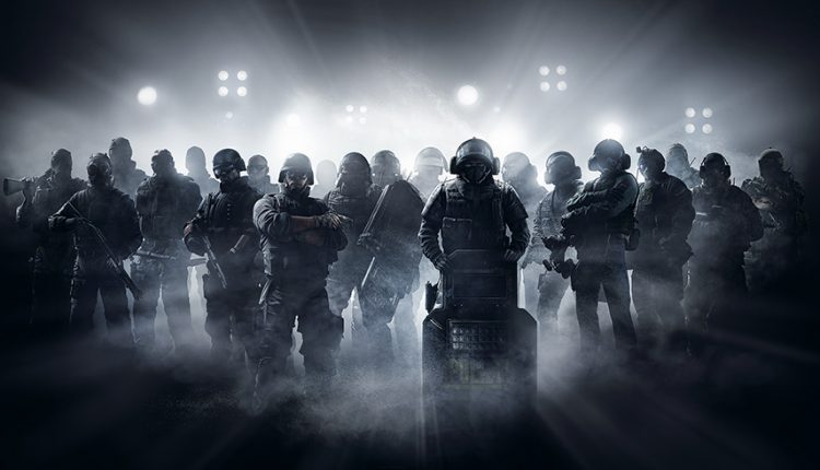 Changing the game: The story of Rainbow Six Siege | GINX