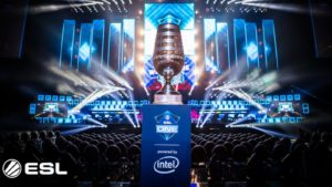 ESL One Cologne 2018 trophy