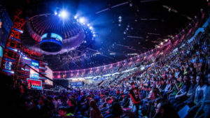 IEM crowd