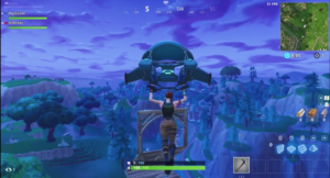 Fortnite Glider Course