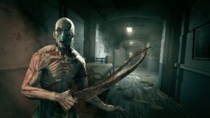 Outlast game