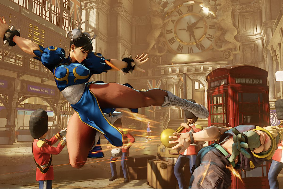 Capcom's Street Fighter League looks to grow Japan's esports scene