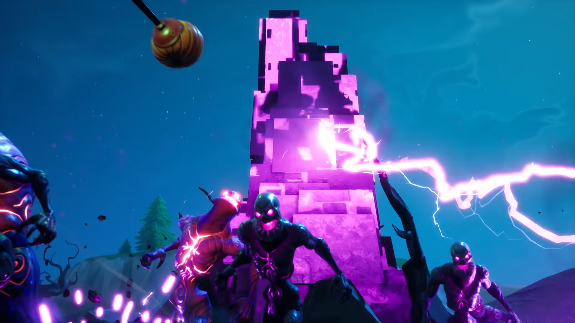 How Fortnite Could Make Cube Monsters Work Ginx Esports Tv