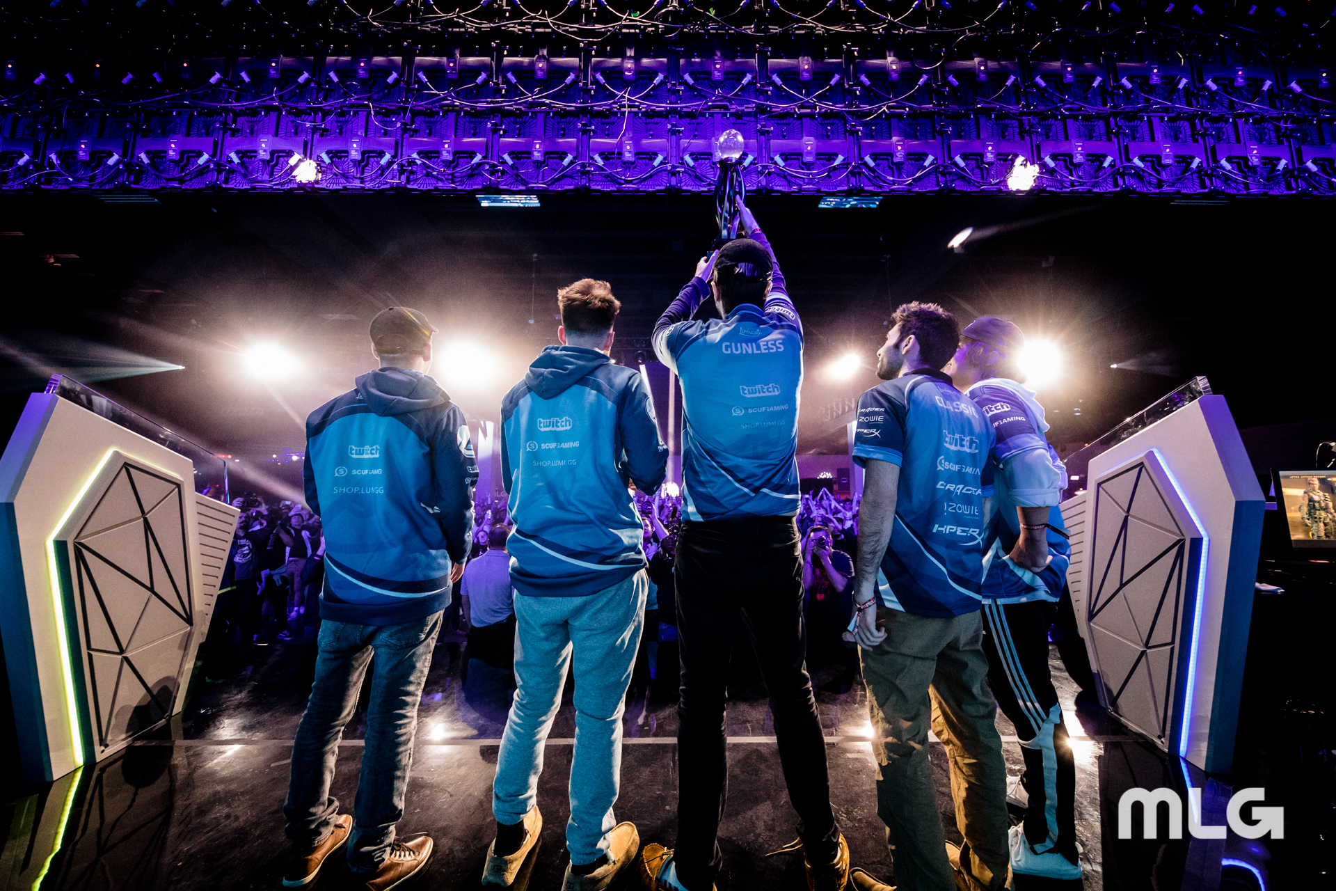 Luminosity win CWL Fort Worth