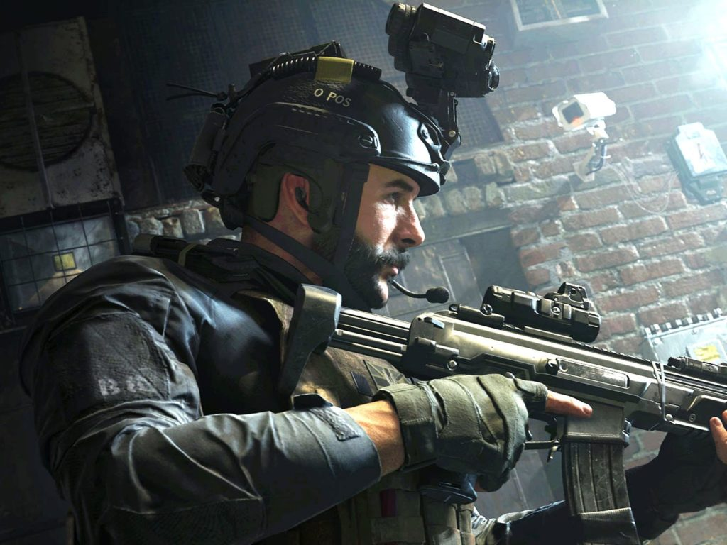 Streaks, maps, perks and weapons in Modern Warfare | GINX