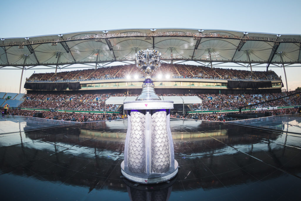 The League of Legends World Championships will not be coming