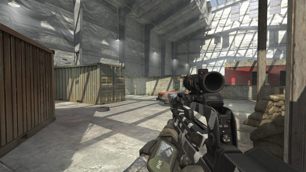 Leak suggests Modern Warfare will have maps and guns in